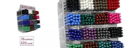 Expositor 16 colores Perfiladores Automáticos Ref. 50016
