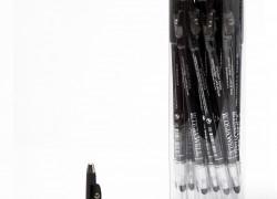 Ref. 33212 Lápiz Ojos NEGRO SOFT +aplicador+sacapuntas