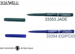 Lápiz de Ojos Automático  Ref. 33353 Jade Ref. 33354 Egipcio