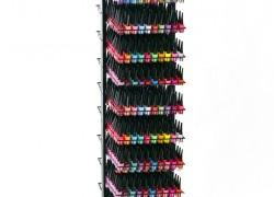 Expositor 100 COLORES Laca de Uñas  Alto Brillo Ref. 50021
