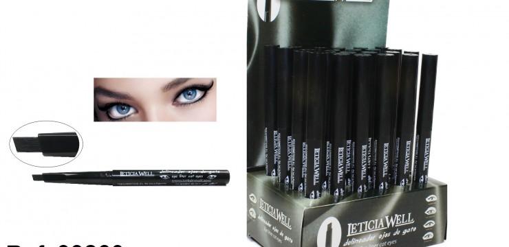 Delineador Negro Ojos de Gato Ref. 33260
