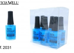 Quitacuticulas Azul Ref. 2031