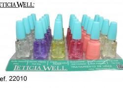 5 Tratamientos para Uñas L.W. Ref. 22010