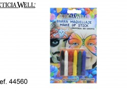 Maquillaje Fiesta Pack 6 colores Ref. 44560