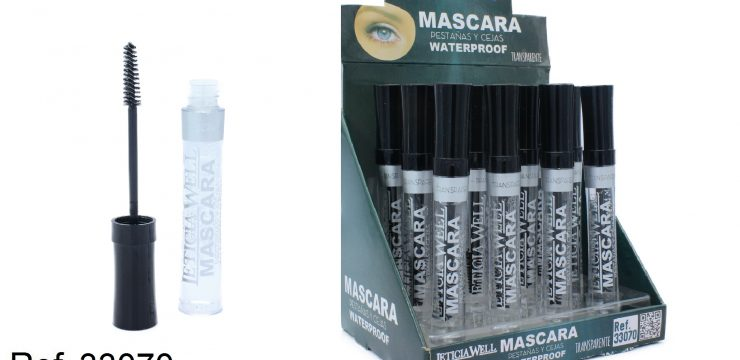 Máscara  Pestañas y Cejas Transparente WATERPROOF Ref. 33070