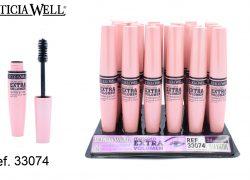 Máscara de Pestañas Negra Pink Extra Volumen Ref. 33074