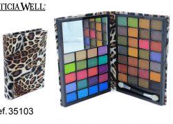 Estuche Sombra Ojos 48 colores Ref. 35103