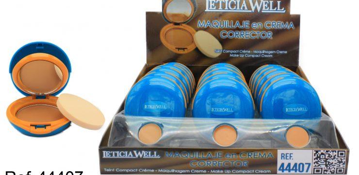 Maquillaje en Crema + Corrector Ref. 44407