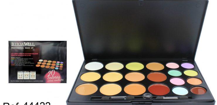 Paleta Correctora PROFESIONAL 20 colores Ref. 44422