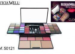 Cofre Maquillaje CLOE  Ref. 50121