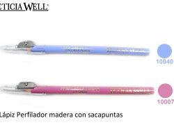 Lápiz Perfilador  Madera  con Sacapuntas Ref. 10040 10007