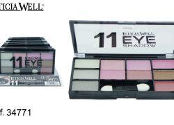 Sombra de Ojos Modelo 11 Colores Rose Ref. 34771
