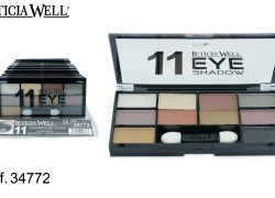 Sombra de Ojos Modelo 11 Colores Nudes Ref. 34772