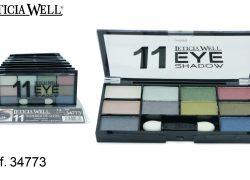 Sombra de Ojos Modelo 11 Colores Smokey Ref. 34773