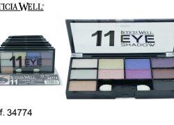 Sombra de Ojos Modelo 11 Colores Night Ref. 34774