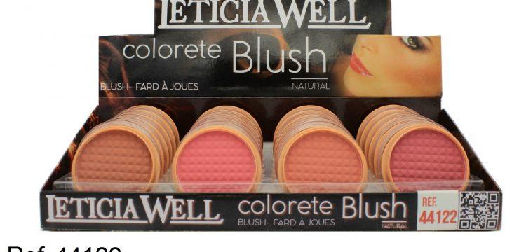 Colorete Redondo BLUSH Ref 44122