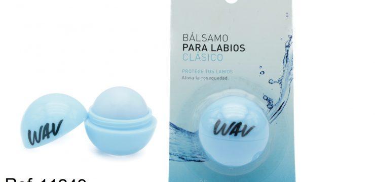 Balsamo Labial CACAO bola azul  Ref. 11249