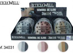 Sombra de Ojos 3 Colores Ref. 34031