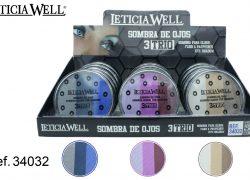 Sombra de Ojos 3 Colores Ref. 34032