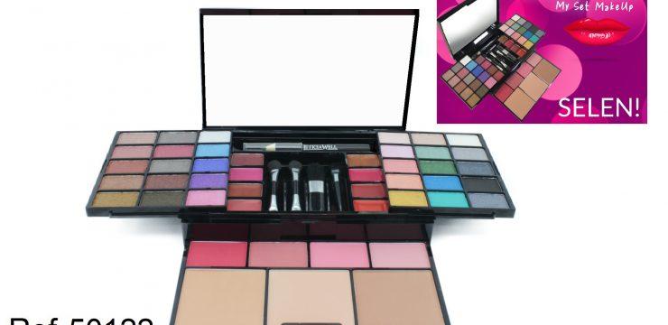 Cofre Maquillaje SELEN Ref. 50122