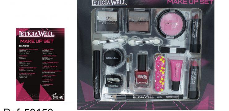 Make Up Set 16 piezas Ref. 50150