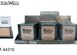 Polvo Facial Compacto MATTE Ref. 44315