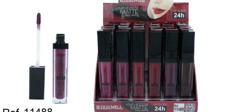 Lip Gloss  24h MATTE Ref. 11488