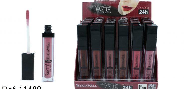 Lip Gloss  24h MATTE Ref. 11489