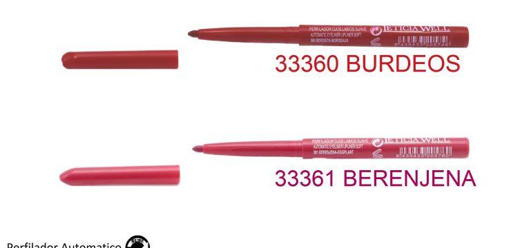 Perfilador Labios Automático Ref. 33360 Ref. 33361