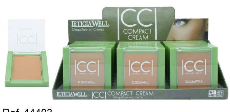 Compact Cream CC Ref. 44403