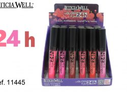 Lip Gloss Fijo  24h. Ref. 11445
