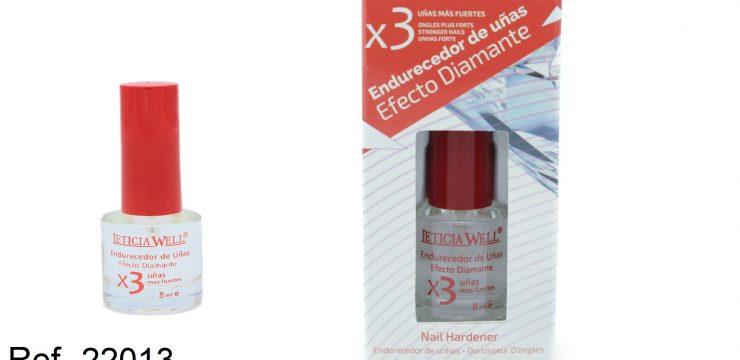 Endurecedor de Uñas Efecto Diamante X3 Ref. 22013