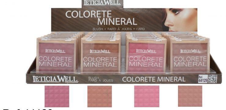 Colorete MINERAL Ref. 44129
