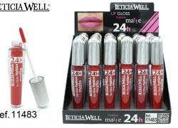 Lip Gloss Fashion Matte 24h Ref. 11483