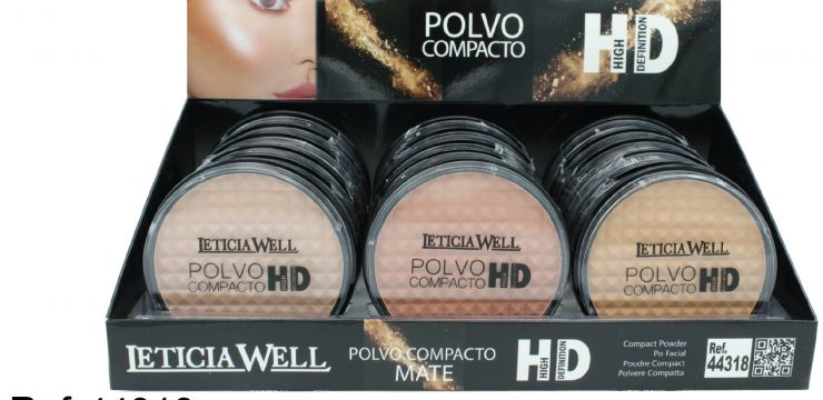 Polvo Compacto HIGH DEFINITION Ref. 44318