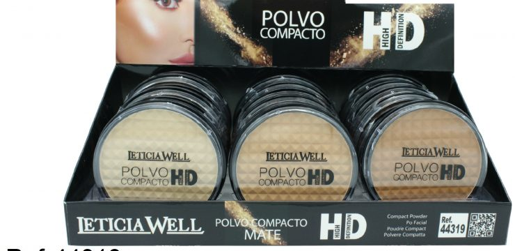 Polvo Compacto HIGH DEFINITION Ref. 44319