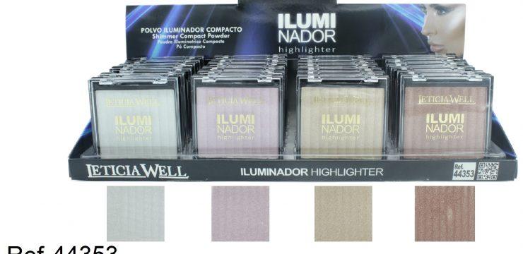 Iluminador  Polvo Compacto Highlighter  Ref. 44353