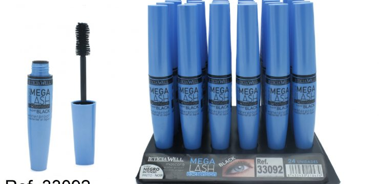 Máscara de Pestañas Blue MEGA LASH Extension Ref. 33092
