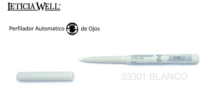 Lápiz Ojos Automático Ref. 33301 Blanco