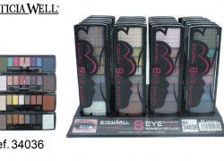 Sombra de Ojos 8 Colores Ref. 34036