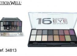 Sombra de Ojos 16 Colores Ref. 34813