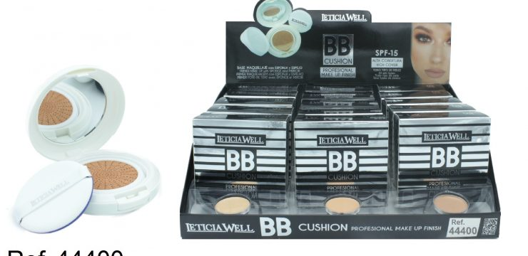 Base Maquillaje BB CUHION  Ref. 44400