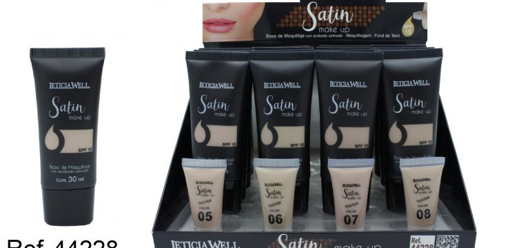 Ref. 44228 Maquillaje SATIN-  UP SPF15