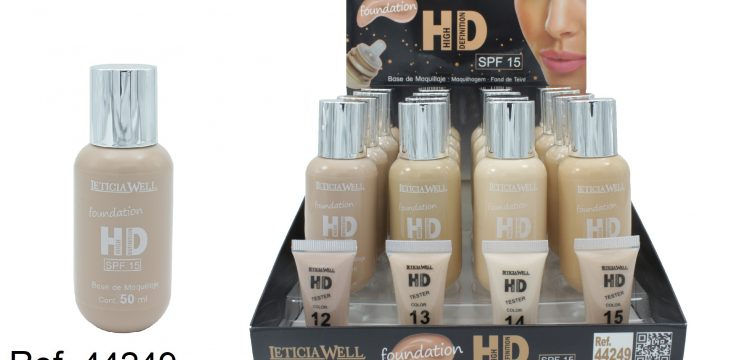 Base Maquillaje HIGH DEFINITION Ref. 44249