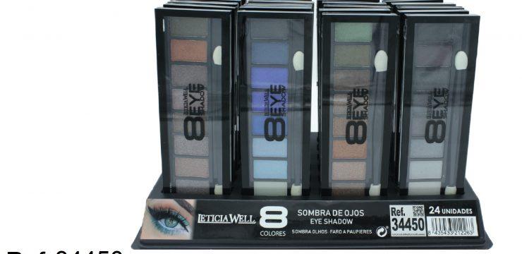 Sombra de Ojos 8 Colores Ref. 34450