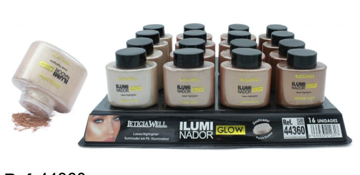 Iluminador GLOW en polvo Ref. 44360