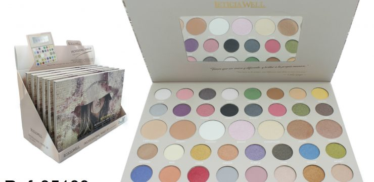 Paleta Profesional MAKE UP Ref. 35139
