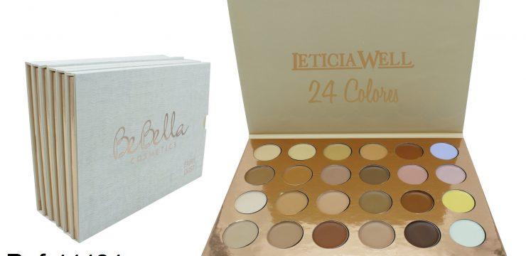 Ref. 44424 Paleta Maquillaje Corrector 24 Colores