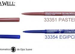 Lápiz de Ojos y Labios Automático Ref. 33351  Ref. 33354