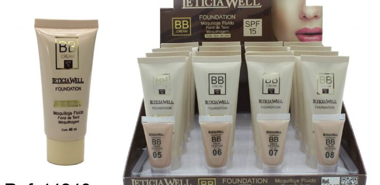 Maquillaje BB Cream SPF15 Ref. 44248